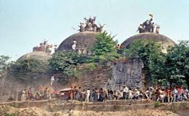 Babri Masjid demolition case verdict on september 30 - Sakshi
