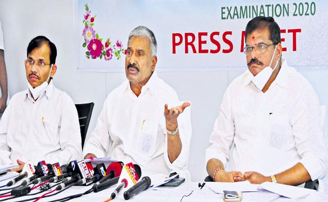 Botsa Satyanarayana And Peddi Reddy Ramachandra Reddy Fires On Chandrababu - Sakshi