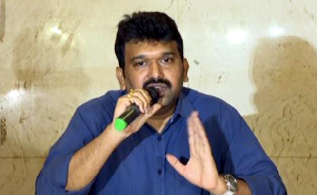 AP Fibernet Project Gouri Shankar Comments Over Vemuri Hariprasad - Sakshi