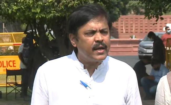 BJP MP GVL Narasimha Rao Comments On Chandrababu - Sakshi