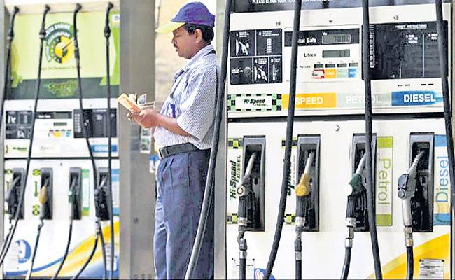 India petrol demand returns to pre-COVID-19 levels diesel demand still down - Sakshi