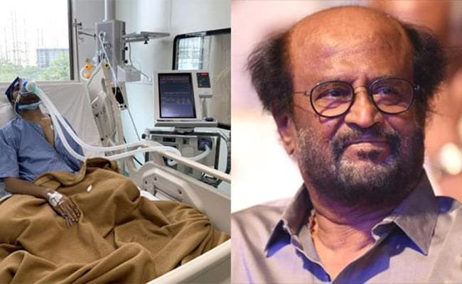 Rajinikanth Surprises Ailing Fan With Speedy Recovery Message - Sakshi