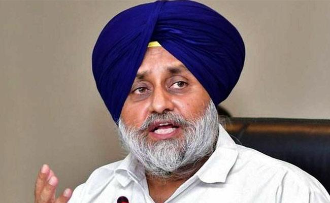 Sukhbir Badal Says Akalis Will Review Ties With BJP - Sakshi