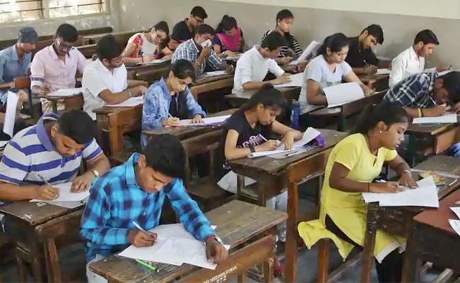 Eamcet Entrance Test Key Released In Telangana - Sakshi