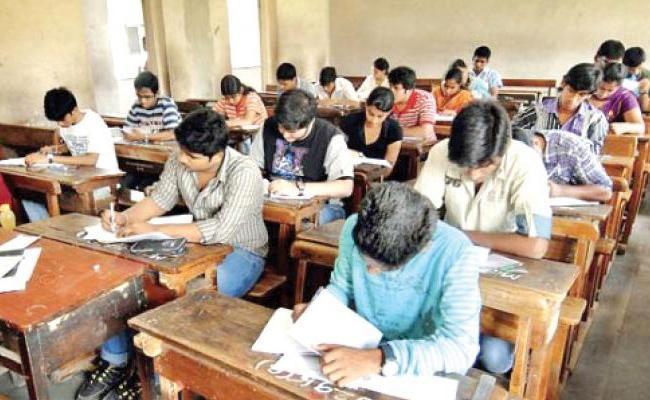 PG Entrance Test Notification Announced In Telangana - Sakshi