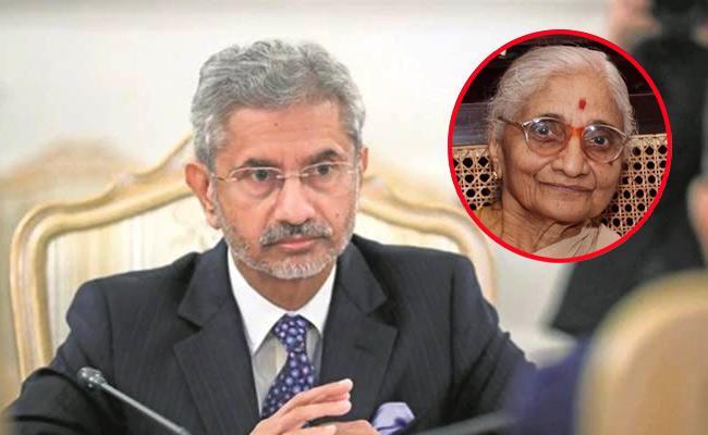 Central Minister Dr S Jaishankar Mother Passed Away - Sakshi