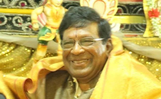 Annamacharya Founder Kamisetty Srinivasulu Died - Sakshi
