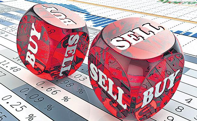 Sensex ends 134 points lower Nifty settles at 11,505 points - Sakshi