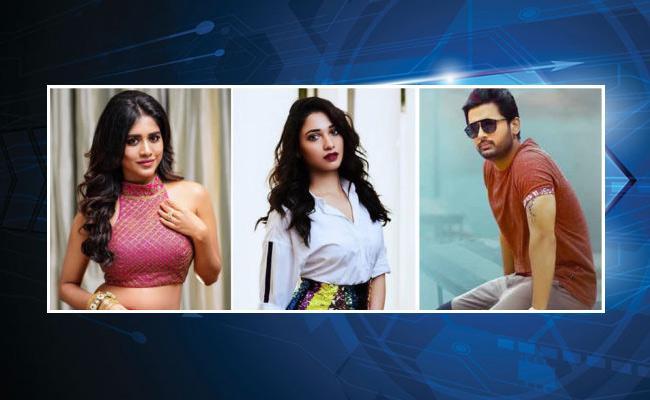 Nithin Andhadhun Remake Tamannaah Nabha Natesh Finalised - Sakshi
