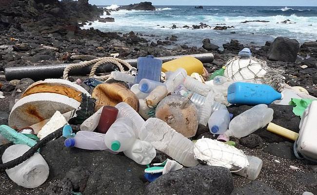 Plastic Pollution Will Reach 53 Million - Sakshi