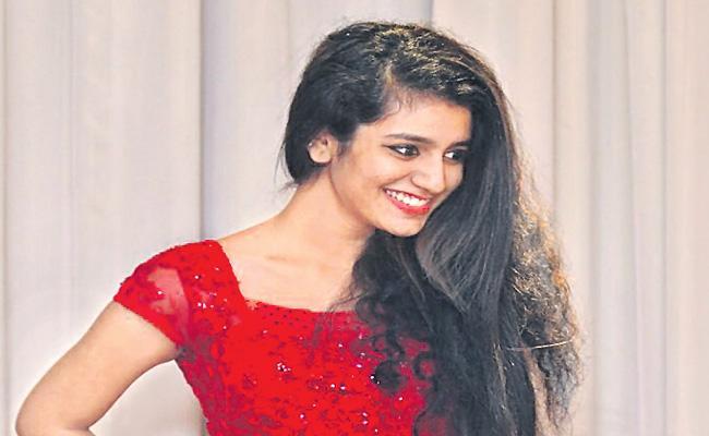 Priya Prakash Varrier Hindi music video Teaser Release - Sakshi