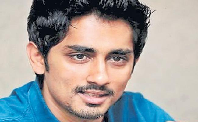 Siddharth to make a comeback in Tollywood with Mahasamudram - Sakshi