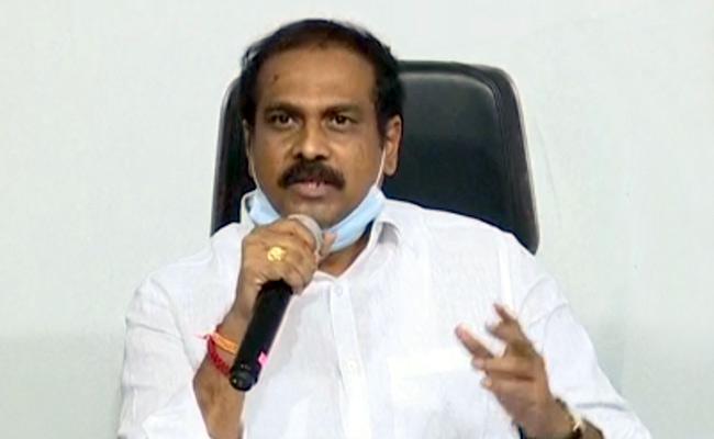 Kurasala Kannababu Satirical Comments On Chandrababu - Sakshi