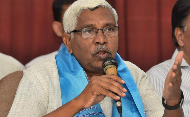 Professor Kodandaram Will Contest In MLC Elections - Sakshi