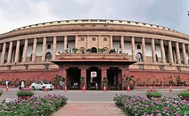 Corona Effect On Parliament Session May Hold Soon - Sakshi