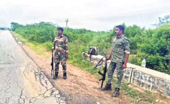 Maoist Activities In Asifabad district - Sakshi