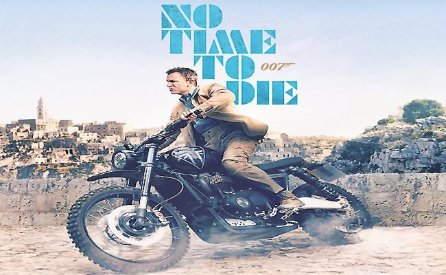 No Time To Die Release In Four Languages In India - Sakshi