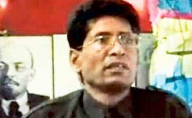 Maoist Ganapathi Last Time Spotted In Bihar Says Officials - Sakshi