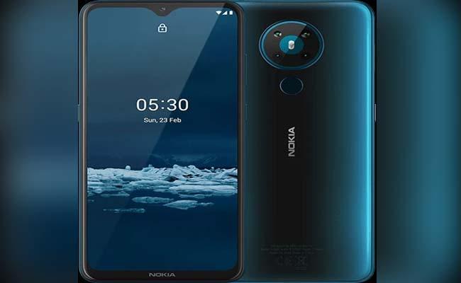 Budget Phone Nokia 5.3 Sales Start Now - Sakshi