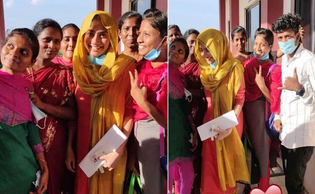Sai Pallavi Steps Out Write Exam Photos Viral - Sakshi