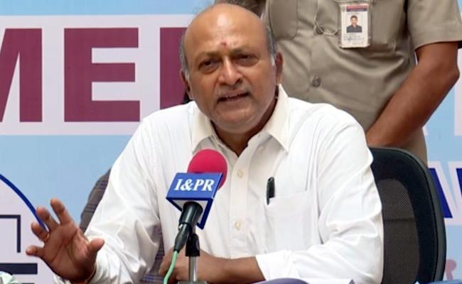 Ajay Kallam: Establishment of Meters To Connections For Farmers  - Sakshi