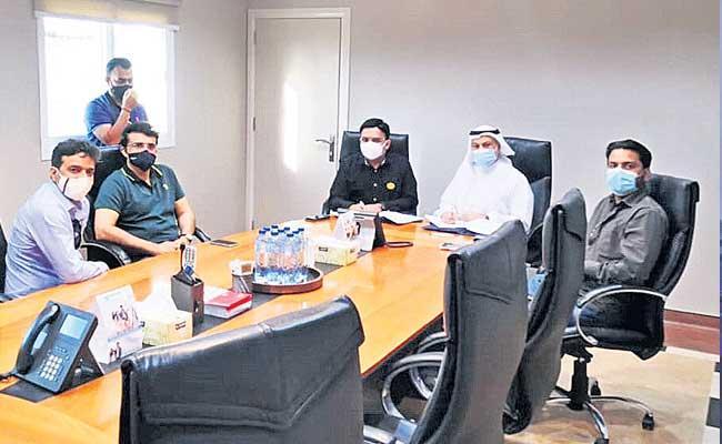 IPL 2021 Will Be In Dubai Says BCCI - Sakshi