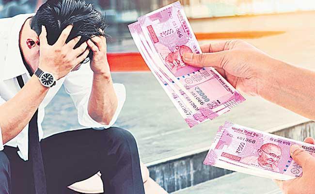 ABVK Providing Half Salary For Who Lost Jobs In Lockdown - Sakshi