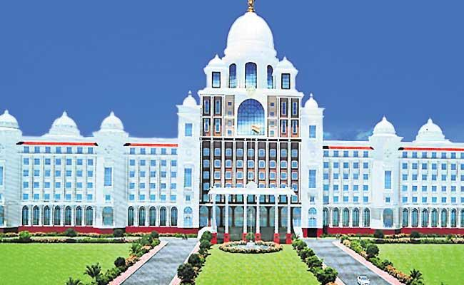 Telangana New Secretariat Building Plans May Change Due To Coronavirus - Sakshi
