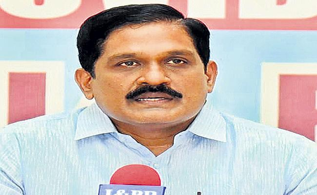 AP R and B Chief Secretary Krishna Babu Comments About Cancellation of NDB tenders - Sakshi