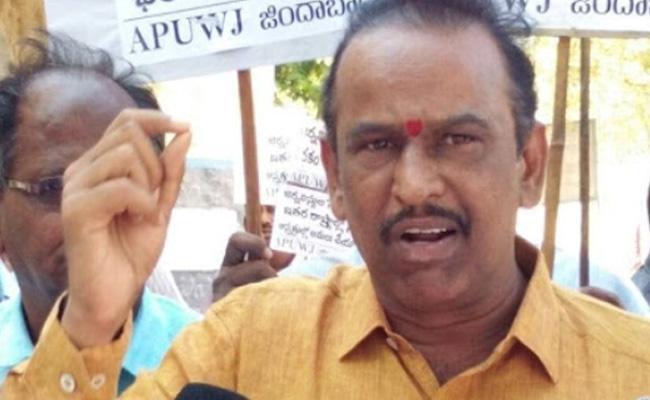 Macha Ramalinga Reddy 2 Days Hunger Strike From September 22 - Sakshi