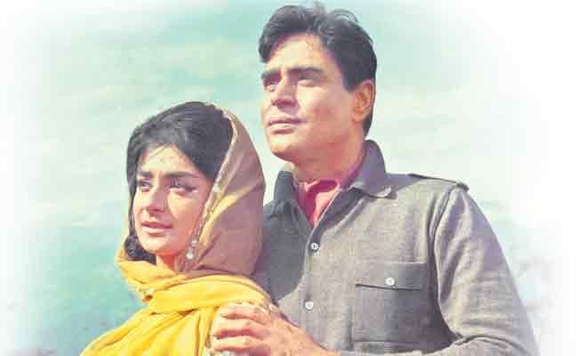 Hero Rajendra Kumar And Heroine Saira Banu Love Story - Sakshi