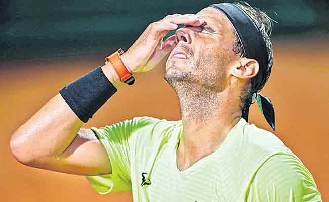 Rafael Nadal Defeated In Italian Open 2020 - Sakshi