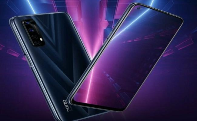 Realme Narzo 20 series phones launched in India - Sakshi