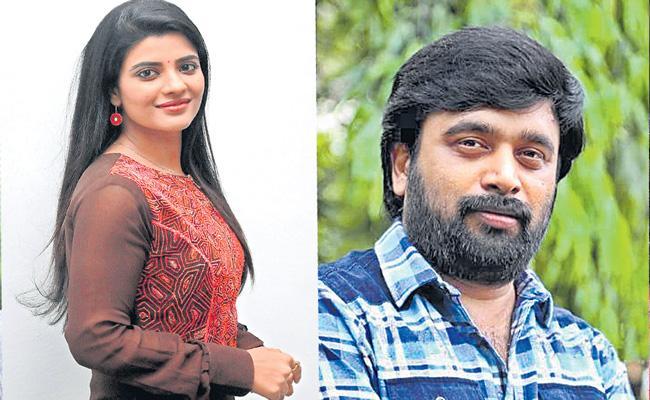 Sasikumar with Aishwarya Rajesh in Mundhanai Mudichu remake - Sakshi