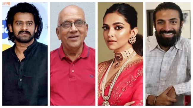 Singeetam Srinivasa Rao to Mentor Prabhas and Nag Ashwin Film - Sakshi