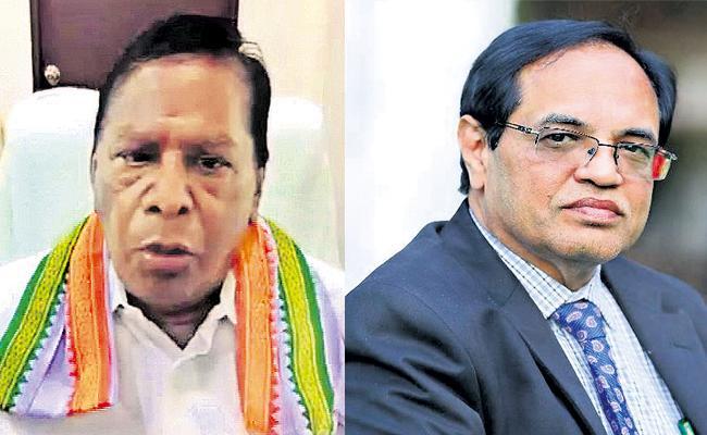 Pondicherry CM Narayana Swamy Who Spoke To Dr Prabhakar Reddy - Sakshi