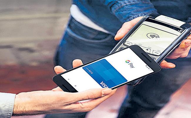 Google Pay and Visa partner for card-based payments with tokenisation - Sakshi