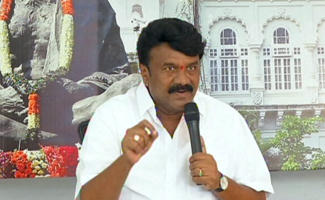 Minister Talasani Comments On Double Bedroom Houses In Hyd - Sakshi