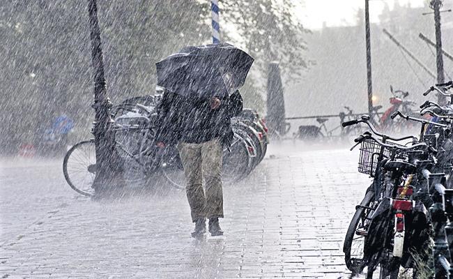 Huge Rainfall In Andhra Pradesh For Two Days - Sakshi
