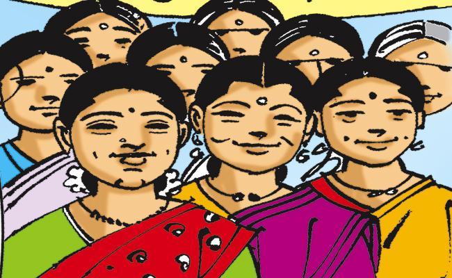 One Lakh retail shops run by womens in AP - Sakshi