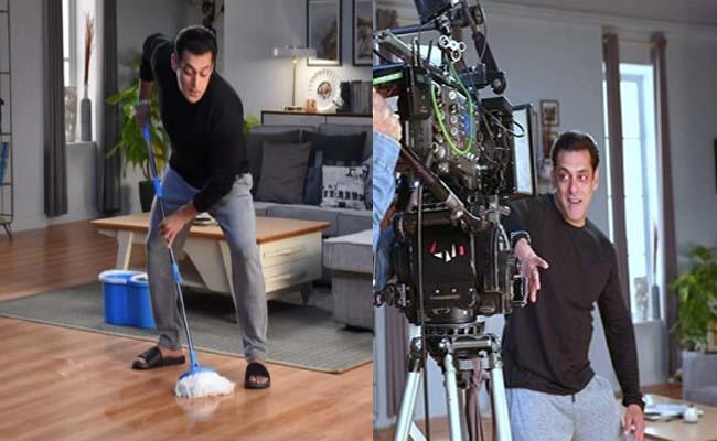 Bigg Boss 14: Salman Khan Rehearsal Launching Episode On October 3 - Sakshi
