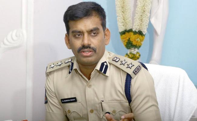 Tirupati Gangwar Incident Police Arrested 7 Accused - Sakshi
