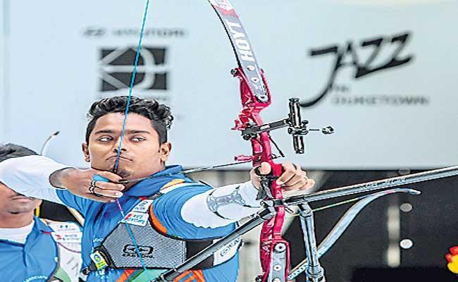 Atanu Das Speaks About Tokyo Olympics - Sakshi