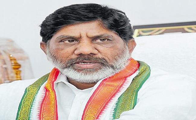 Mallu Bhatti Vikramarka Comments On CM KCR - Sakshi