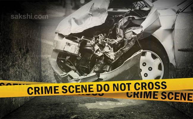 Road Accident In YSR District - Sakshi