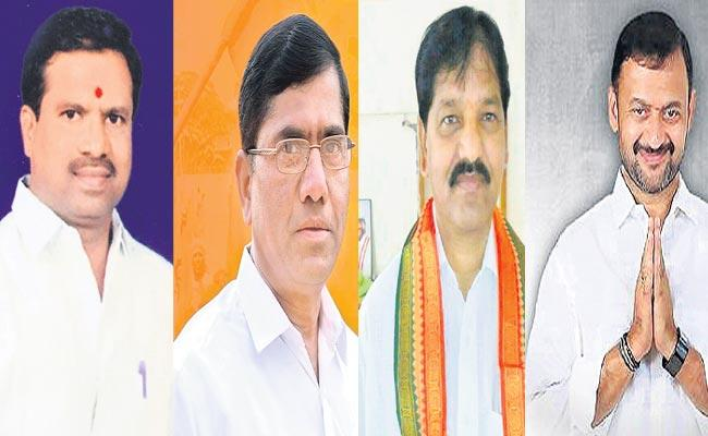 BJP Leaders Ready For GHMC elections In Hyderabad - Sakshi