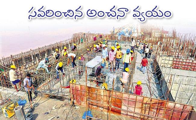 Savings Of Rs 838 Crore Through Reverse Tendering Of Polavaram Project - Sakshi