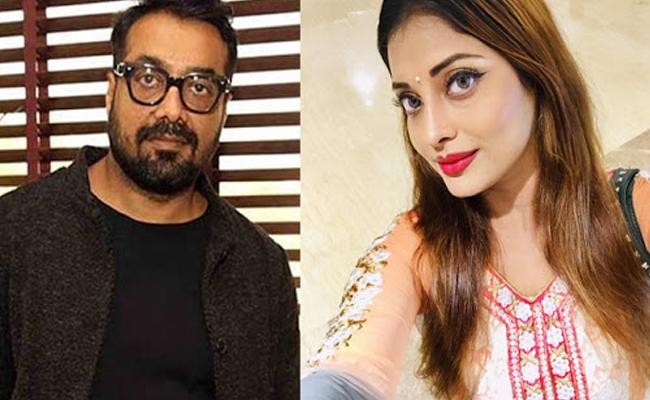 Rupaa Dutta accuses Anurag Kashyap of sending inappropriate textsanother man - Sakshi