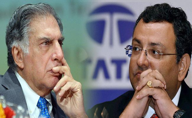 Shapoorji Pallonji Group agrees to exit Tata Sons calls for separation - Sakshi