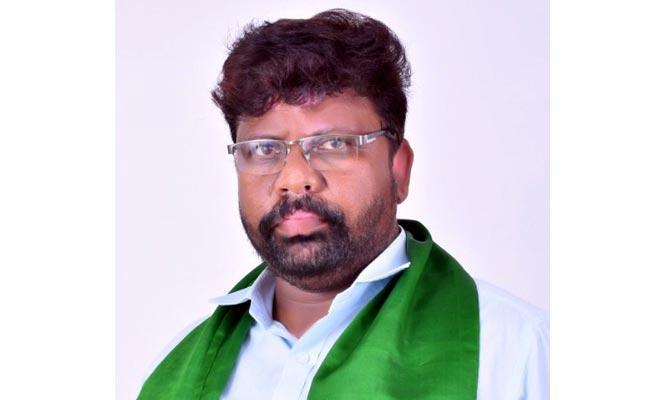 Kailash Nayak Irregularities With Support Of TDP Leader - Sakshi